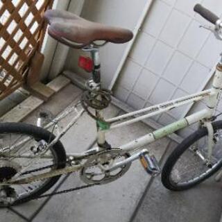 ブルーノ 自転車 (故障車)