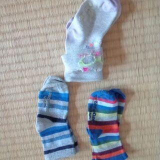 【0円】babyGAP靴下1~2歳用中古