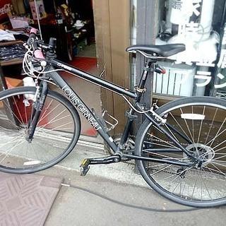 ルイガノ クロスバイク 6061 700×28C LOUIS G...