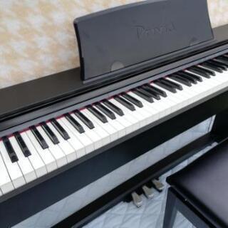 CASIO 電子ピアノPX-735 BK