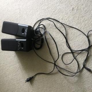 【小型スピーカーシステム multi-media amplifi...