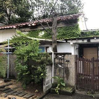 99万円!収益やDIYで趣味の部屋へ!※再建築不可です。 - 神戸市