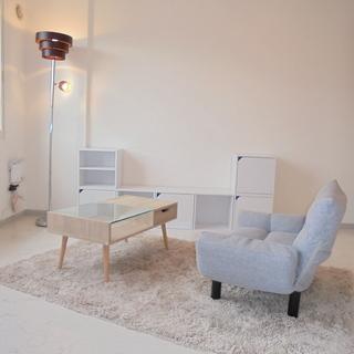 【白石区1LDK】ネット無料!家具付き!広々1LDKです。初期費...