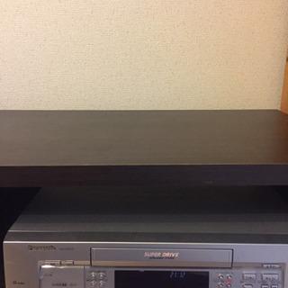 Panasonic VHSデッキ