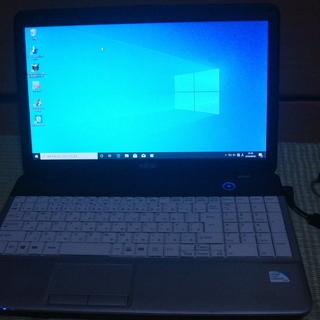 FUJITSU ノートパソコン Windows10 A512/F...
