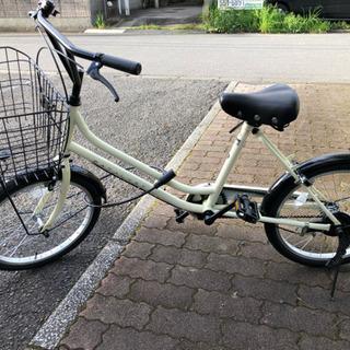 20インチの自転車(お値下げしました)