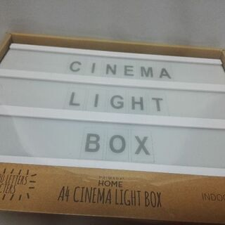 シネマライトボックス
