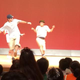 9/5更新キッズヒップホップダンス教室