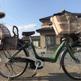 9-43 電動自転車ブリジストンアンジェリーノ 6アンペア