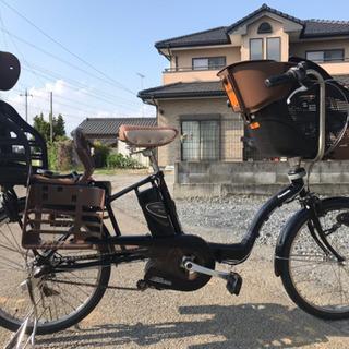 9-55 電動自転車 パナソニック ギュット 20インチ