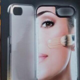 新品    ライト/ミラー付き  iPhoneケース