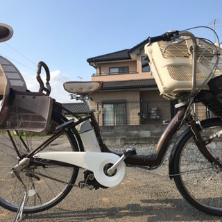 9-68 電動自転車ブリジストンアンジェリーノ 6アンペア