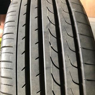 225/60/17 2018年製造タイヤ  ホイール付 - 札幌市