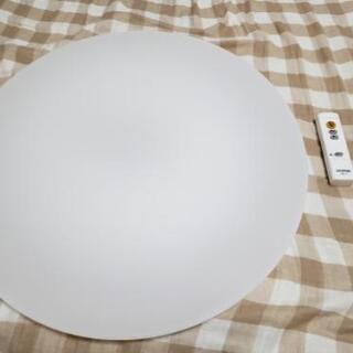 アイリスオーヤマ LEDシーリングライト リモコン付