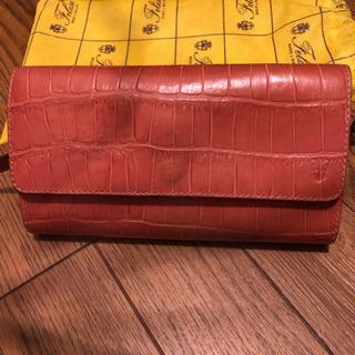 フェリージの長財布