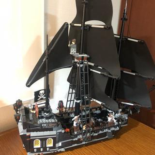 レゴ(LEGO)☆パイレーツオブカリビオン☆ブラックパール号☆完成品
