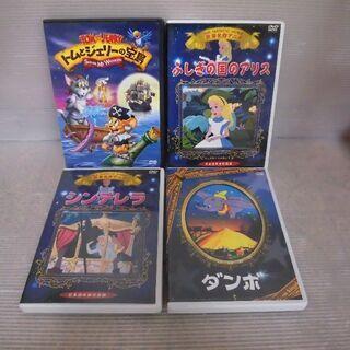 取引対応中 中古品 子供用のアニメ DVD お譲りします