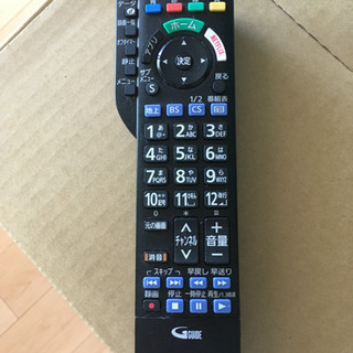 Panasonic TVリモコン