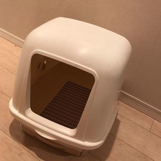 中古 猫 デオトイレ