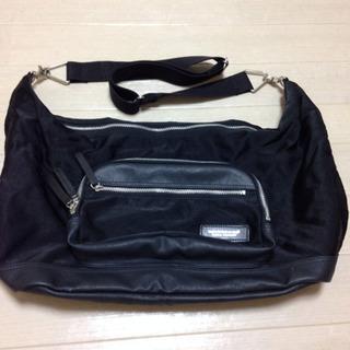 日本製 ショルダーバッグ 黒