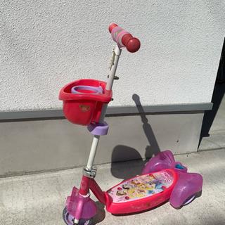 キッズスクーター  三輪