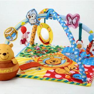 ぷーさんのプレイマット おもちゃ