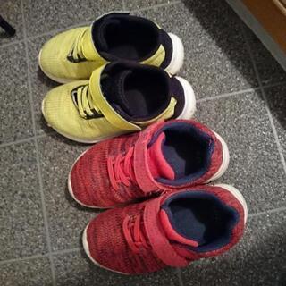 子供靴 17.0cm スニーカー値下げ