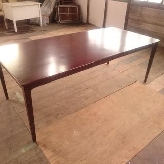 【福祉用木製テーブル iトラディステーブル TDDT-2090-D】