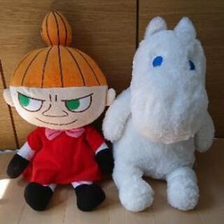 ムーミン&ミィ♪