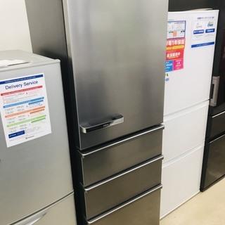 1年間動作保証付 2018年製 AQUA 4ドア冷蔵庫【トレファ...