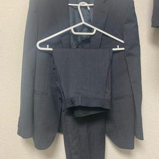 洋服の青山 メンズスーツ 美品 格安