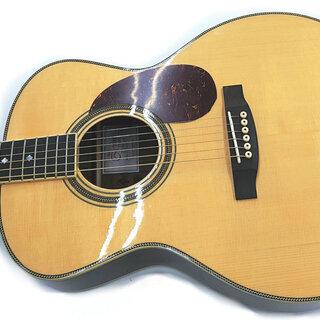 【ZENN・ZS100】アコースティックギター販売中