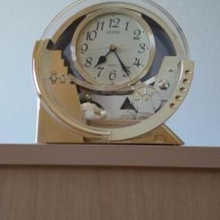 飾り置時計