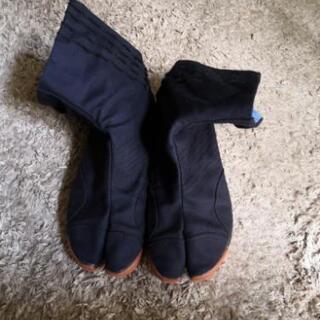 紺 ネイビー 足袋 24cm