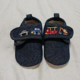 未使用靴(新生児 サイズ11.5・12.5)