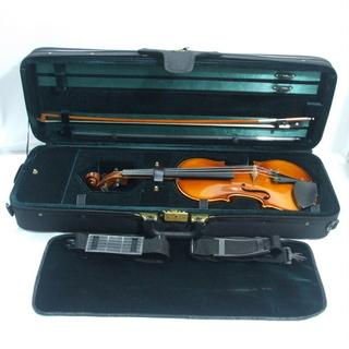 メンテ済み Wilhelm Hammig SAMAPO 再販モデル ドイツマルクノイキルヒェン 製 ストラドモデル バイオリン 4/4 杉藤弓 Super Light 美品セット 手渡し 全国発送対応 中古バイオリン - 売ります・あげます