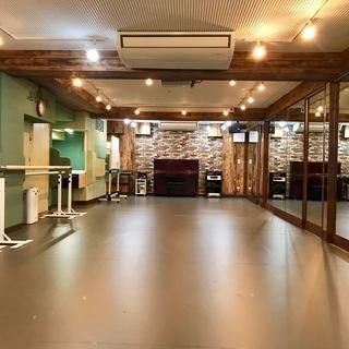 渋谷区ダンススタジオ 原宿MOAスタジオ