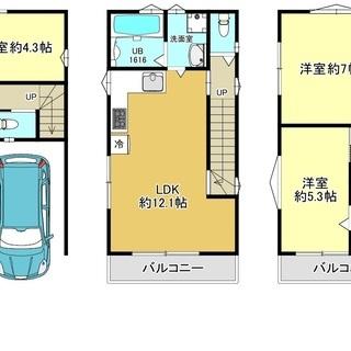 ◆新築◆東大阪市俊徳町4◆3LDK