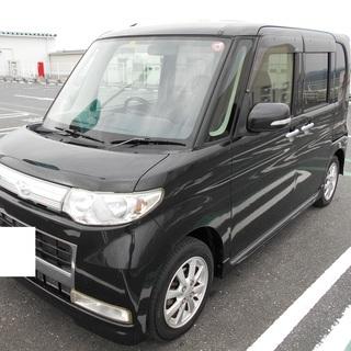 H20 タントカスタムX DVDナビ ETC 車検R3年1月30...