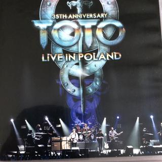 DVD TOTO 35周年アニヴァーサリー・ツアー~ライヴ・イン...