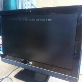 HP  一体型 Omni 200-5420jp 21.5型  ジ...
