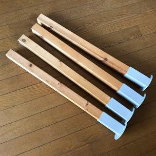 IKEA テーブル 木製 脚