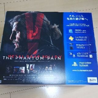 PlayStation®4 METAL GEAR SOLID V...