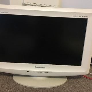テレビ VIERA 17v型