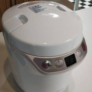 【リサイクルサービス八光 田上店】未使用品 コイズミ 小型炊飯器...