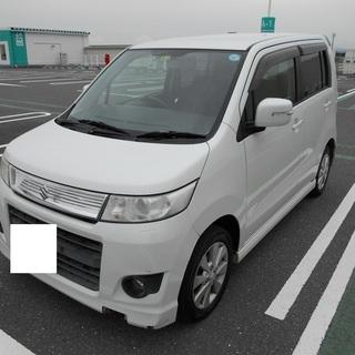 H21 ワゴンRスティングレーT 車検R2年4月13日 純正AW...