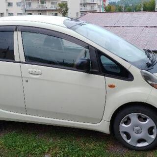三菱アイi 安心の4WD