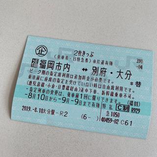 ソニック 大分⇄福岡