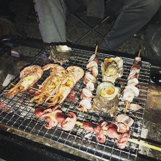 食欲の秋だ🍠🍂🍁B.B.Qだ🍖( '-' 🍖 ) - 大阪市