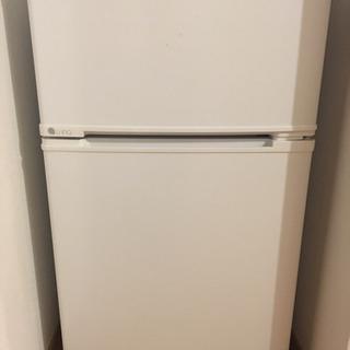 2ドア冷蔵庫  冷凍冷蔵庫